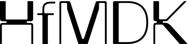 Logo of HfMDK Frankfurt Moodle